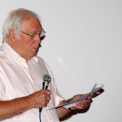 Jean-Claude Schneider, Vice-Président du Syndicat